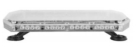 Belka / kogut / pomoc drogowa pomarańczowa 56 LED R65 R10