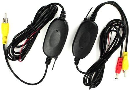 Bezprzewodowy transmiter video do kamer cofania