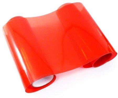 Folia do lamp rolka 0,3x10m - czerwona