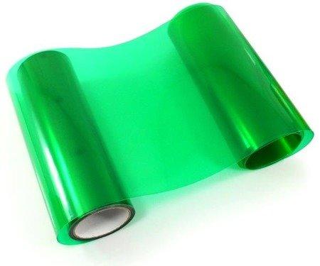 Folia do lamp rolka 0,3x10m - zielona