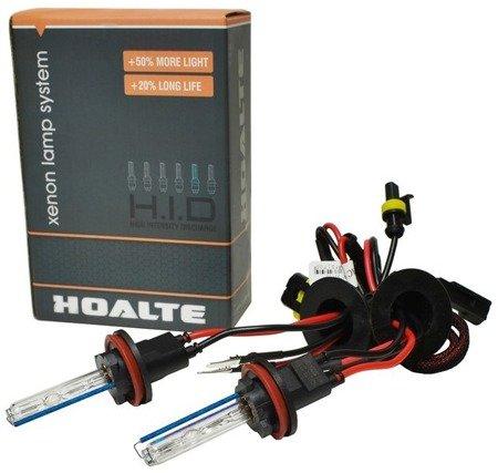 Komplet żarników xenon H11 / H8 / H9 8000K