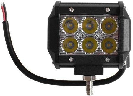 Lampa robocza 6 LED 18W 9-32V
